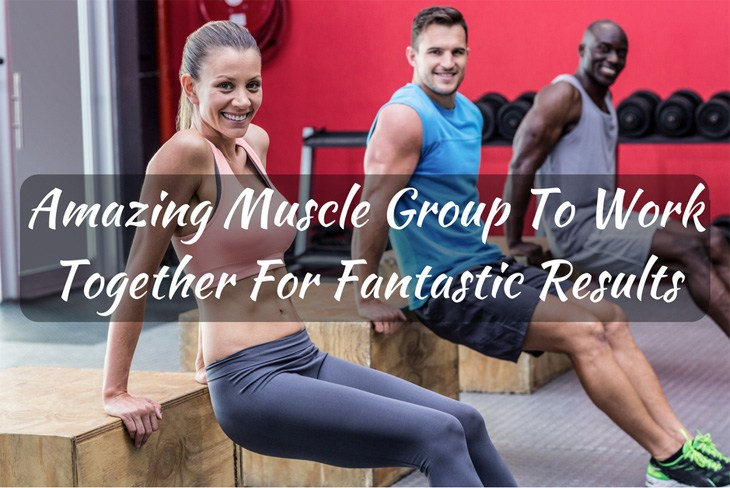 muscle groups to work together