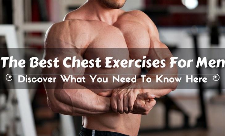 Best Chest Exercises for Men