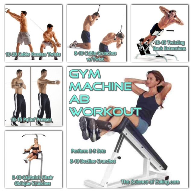 best machine for ab workout
