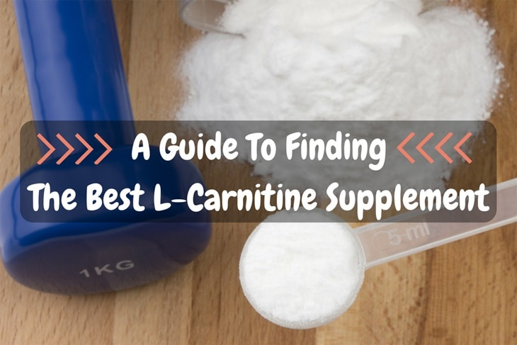 Best L-Carnitine Supplement