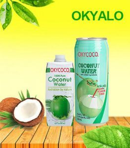 coconut water drink manufacturer
