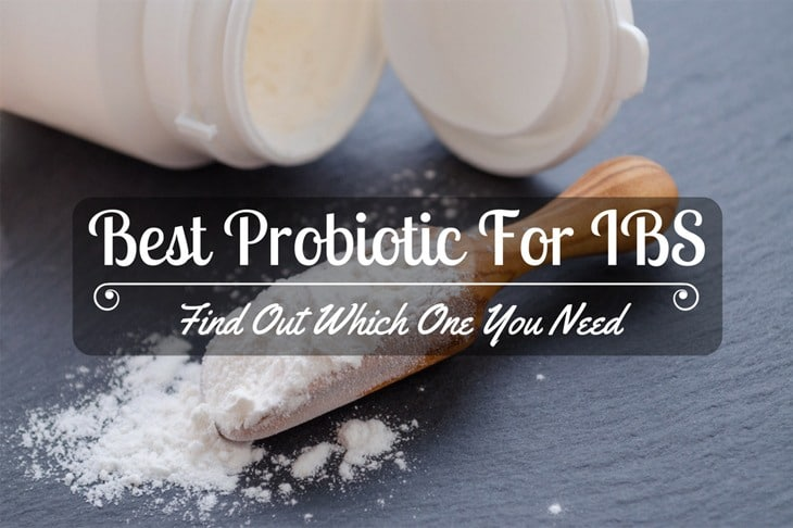 Best Probiotic For IBS
