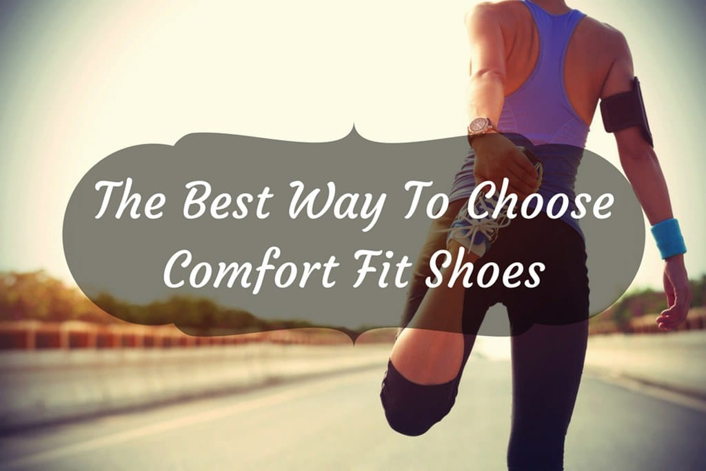 Comfort Fit Shoes